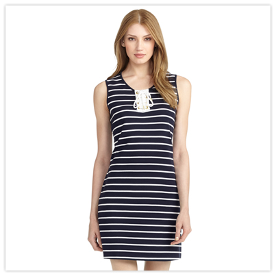 Sleeveless Sailing Dress