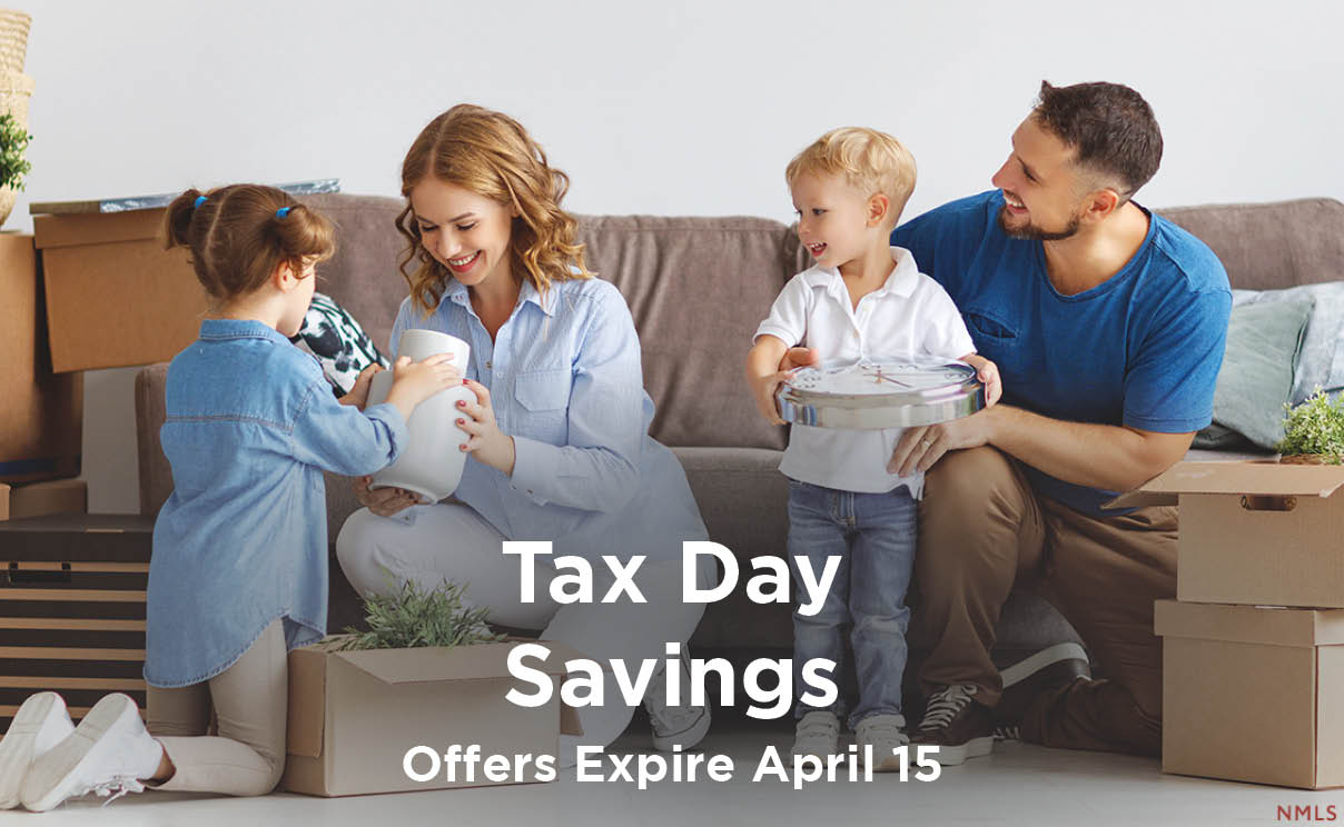 Tax Day Savings