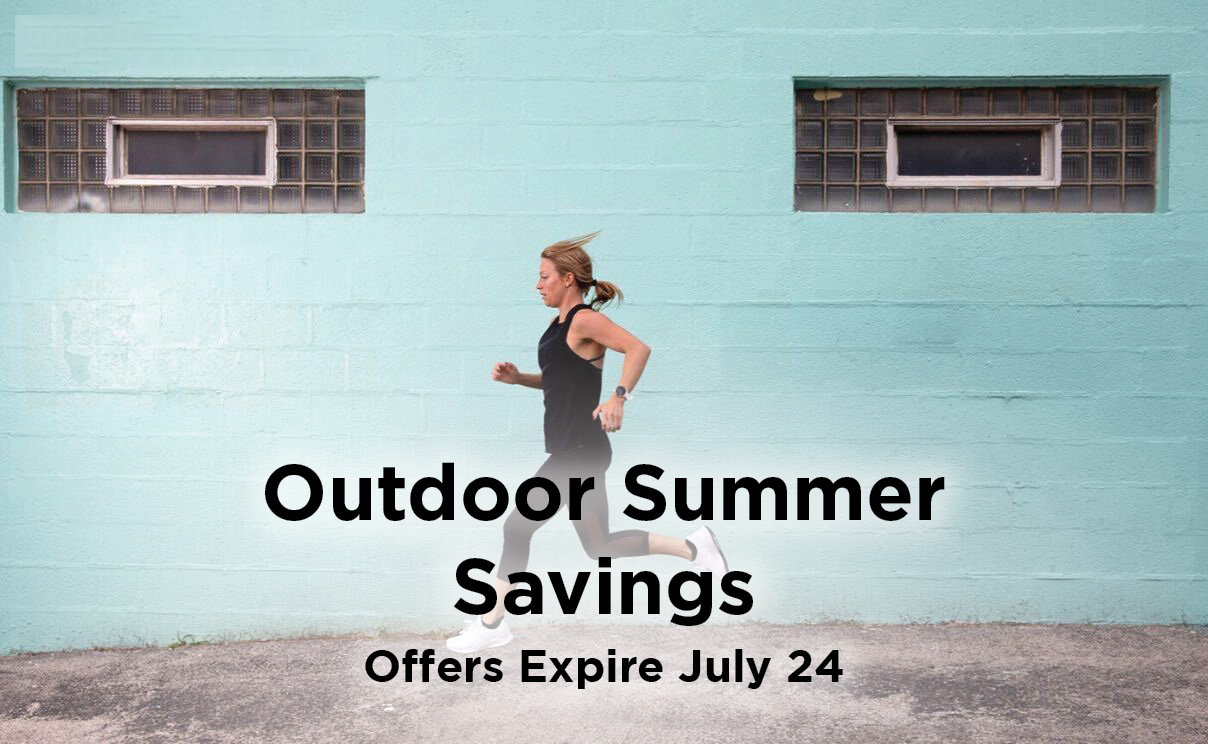 Outdoor Summer Savings