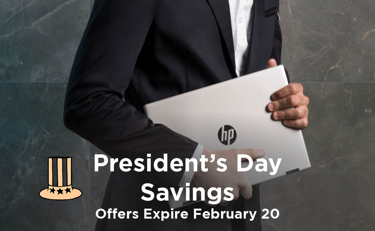 Presidents Day Savings