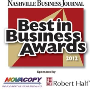 Nashville Best In Business Awards