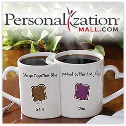 Save $5 Off any order with a minimum purchase of $25 at Personalizationmall.com