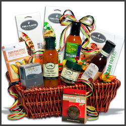 Gourmet Gift Baskets - Grilling Greatness