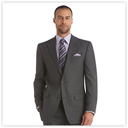 Michael Kors Slim Fit Suit