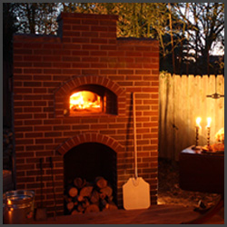 Save 15% on your custom pizza oven