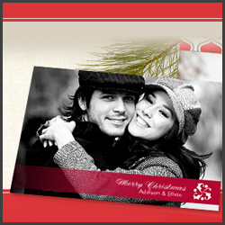 holiday folded card discount - Vistaprint Holiday Cards