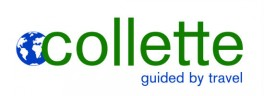 Collette: 150 Tours, 7 Continents Logo
