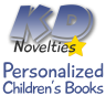 KD Novelties Personalized Children's Books